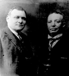Francisco Xavier e Francisco Santos, sócios da Guarany Filmes