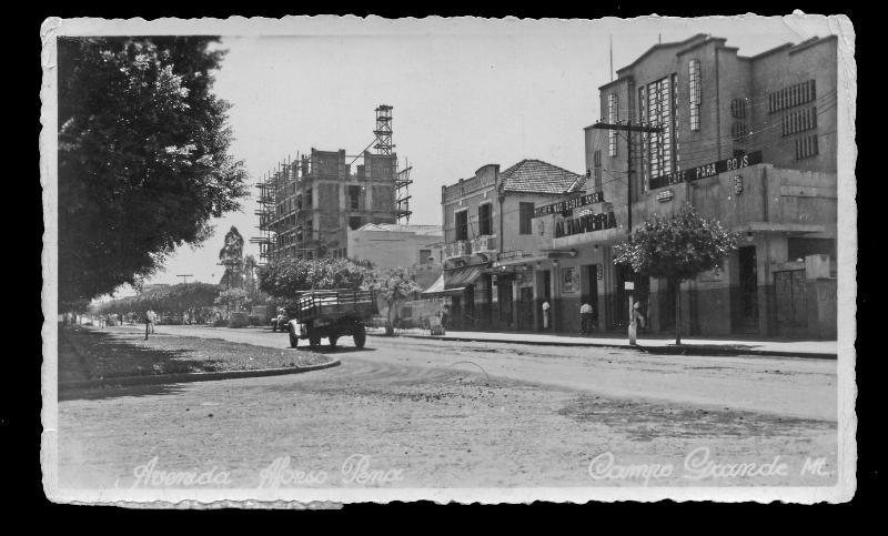 História dos Cinemas de Campo Grande MS - Centro de Pesquisadores do ... 12fe6509e321b